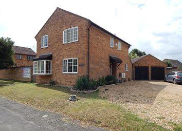 Thumbnail 4 bedroom detached house for sale in Tudor Road, Godmanchester, Huntingdon