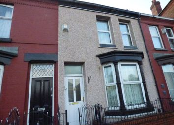 Thumbnail 3 bedroom terraced house for sale in Knowsley Road, Bootle, Merseyside