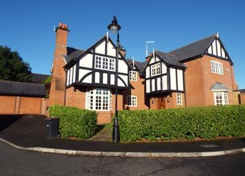 Thumbnail 5 bed detached house for sale in Westwood Close, Weston, Crewe, Cheshire