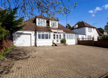 Thumbnail 4 bed detached house to rent in Epsom Lane North, Epsom