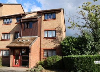 Thumbnail 2 bed flat for sale in Grilse Close, Edmonton