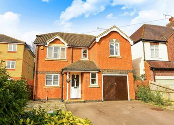 Thumbnail 4 bedroom detached house for sale in Woodfield Road, Thames Ditton