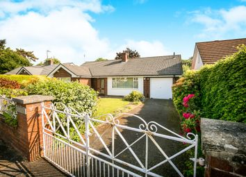 Thumbnail 2 bed detached bungalow for sale in Manor Park, Great Barrow, Chester