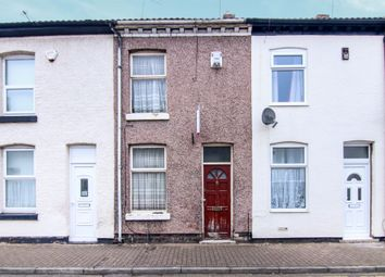 Thumbnail 1 bed terraced house for sale in Menai Street, Birkenhead