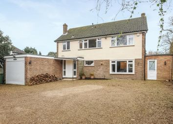 Thumbnail 4 bed detached house for sale in Oakley Road, Bromley