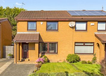 Thumbnail 3 bed semi-detached house for sale in 58 Candlemaker's Park, Gilmerton, Edinburgh