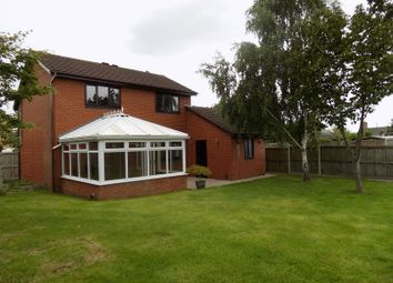 Thumbnail 3 bed detached house to rent in The Paddock, Muxton, Telford