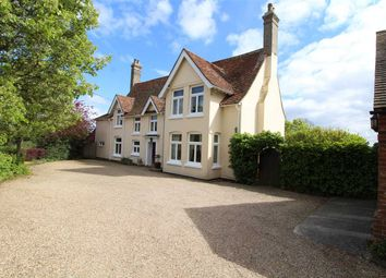Thumbnail 5 bed detached house for sale in Woodhouse, Dedham Road, Stratford St. Mary, Colchester
