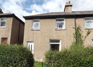 Thumbnail 3 bed terraced house for sale in Berthglyd, Abergele, Conwy, North Wales