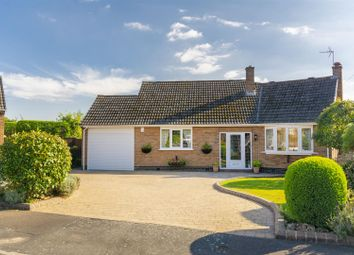Thumbnail 3 bed detached bungalow for sale in Bannels Avenue, Littleover, Derby