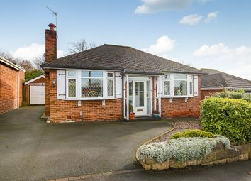 Thumbnail 2 bed bungalow for sale in Evesham Road, Cheadle