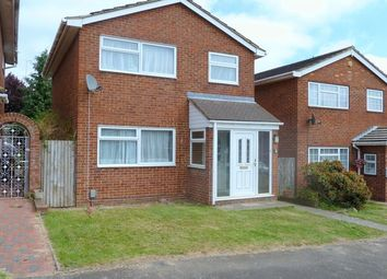 Thumbnail 3 bed detached house to rent in Archer Way, Swanley