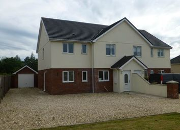 Thumbnail 3 bed property to rent in Nantycaws, Carmarthen