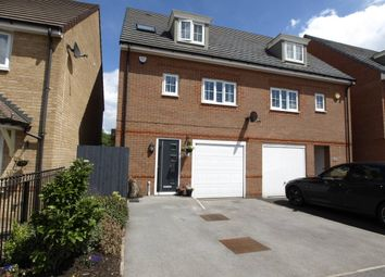 Thumbnail 3 bed semi-detached house for sale in Mossley Place, Penistone, Sheffield