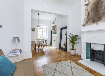 Thumbnail 3 bed terraced house to rent in Old Woolwich Road, London