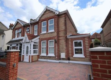 Thumbnail 5 bed semi-detached house for sale in Parkwood Road, Southbourne