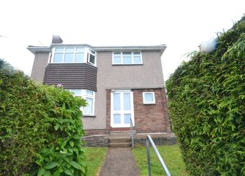 Thumbnail 3 bed detached house to rent in Carisbrooke Way, Cyncoed, Cardiff