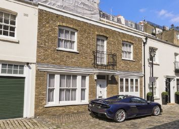 Thumbnail 2 bed mews house for sale in Eccleston Mews, London