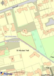 Thumbnail Land for sale in Marcham, Oxfordshire