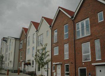 Thumbnail 4 bedroom town house for sale in Risinghurst Mews, Basingstoke