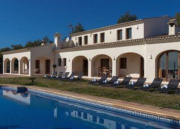 Thumbnail 7 bed villa for sale in Benissa Coastal, Valencia, Spain