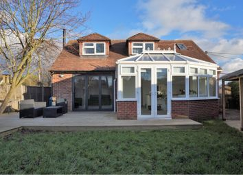 Thumbnail 3 bed detached house for sale in Blewbury Road, East Hagbourne