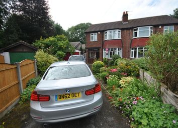 Thumbnail 3 bed semi-detached house for sale in Burlington Road, Monton Eccles Manchester