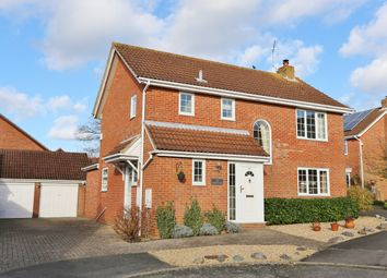 Thumbnail 4 bedroom detached house for sale in Rowan Close, Swanmore, Southampton