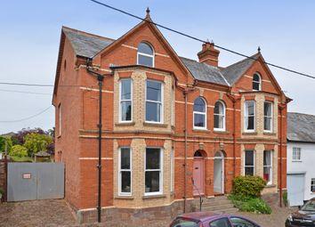 Thumbnail 4 bed semi-detached house for sale in Bullen Street, Thorverton, Exeter