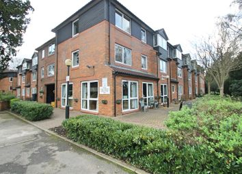 Thumbnail 1 bed flat for sale in Elstree Road, Bushey Heath, Bushey