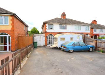 Thumbnail 3 bed semi-detached house for sale in Narborough Road South, Braunstone, Leicester