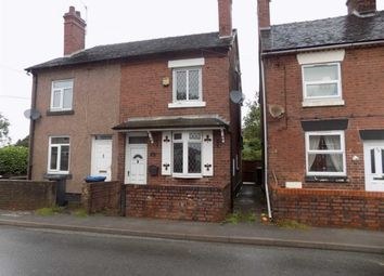 Thumbnail 2 bed semi-detached house to rent in The Green, Kingsley, Staffordshire