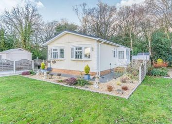 Thumbnail 2 bedroom mobile/park home for sale in Oak Tree Farm, Juggins Lane, Earlswood, Solihull