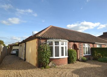 Thumbnail 2 bed semi-detached bungalow for sale in Hellesdon, Norwich