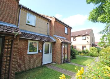 Thumbnail 2 bed terraced house for sale in Vincent Close, New Milton