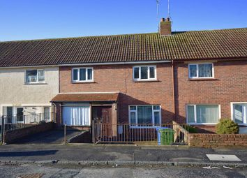 Thumbnail 3 bed terraced house for sale in Anderson Crescent, Ayr