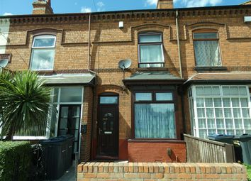 Thumbnail 3 bed terraced house for sale in Stockfield Road, Yardley, Birmingham