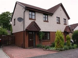 Thumbnail 3 bed semi-detached house to rent in Bishops Park, Mid Calder, Mid Calder