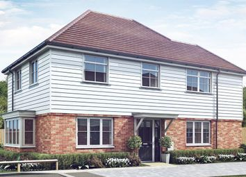 Thumbnail 4 bed detached house for sale in Blackberry Lane, Charing, Kent
