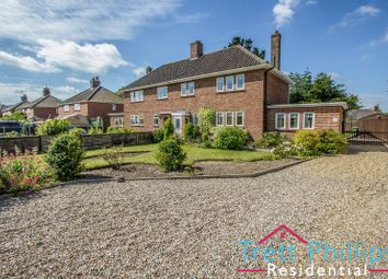 Thumbnail 3 bed semi-detached house for sale in St. Marys Road, Stalham, Norwich