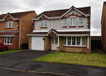 Thumbnail 4 bed detached house for sale in Barra Place, Stevenston