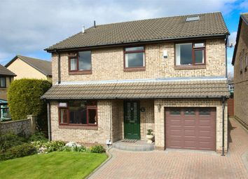 Thumbnail 5 bed detached house for sale in Woodward Court, Mirfield