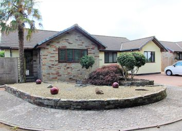 Thumbnail 4 bed detached bungalow for sale in Trethurgy Gardens, Callington