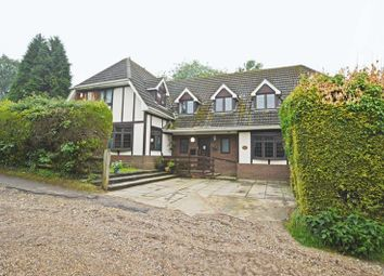 Thumbnail 6 bed detached house for sale in Homestead Road (Off Common Hill), Medstead, Alton, Hampshire