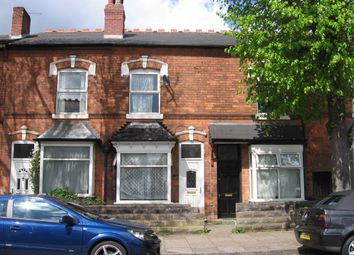 Thumbnail 3 bed terraced house for sale in Somerset Road, Handsworthwood, Birmingham