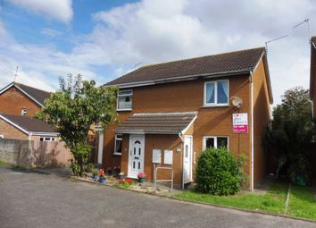 Thumbnail 2 bed end terrace house for sale in Porlock Drive, Sully, Penarth