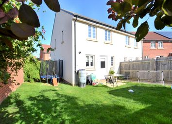 Thumbnail 3 bed semi-detached house for sale in Oldfield Road, Brockworth, Gloucester