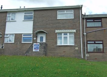 Thumbnail 3 bedroom terraced house to rent in Tir Einon, Llanelli
