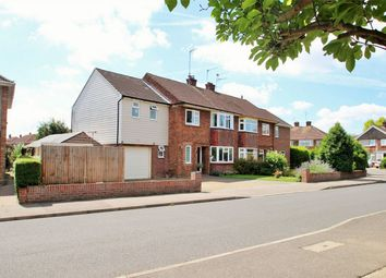 Thumbnail 4 bed semi-detached house for sale in Magazine Farm Way, Prettygate, Colchester, Essex