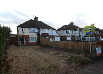 Thumbnail 3 bed semi-detached house for sale in Weybourne Road, Farnham